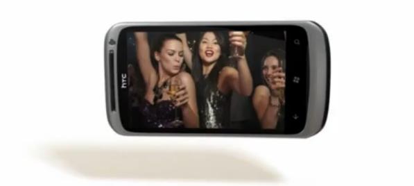 HTC เตรียมส่ง Windows Phone 7 รุ่นใหม่มาพร้อมกล้องความละเอียด 16 ล้าน ?