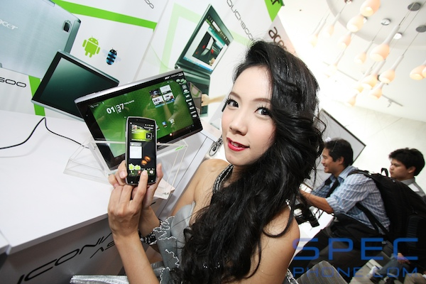 Acer Iconia Tab A500 9