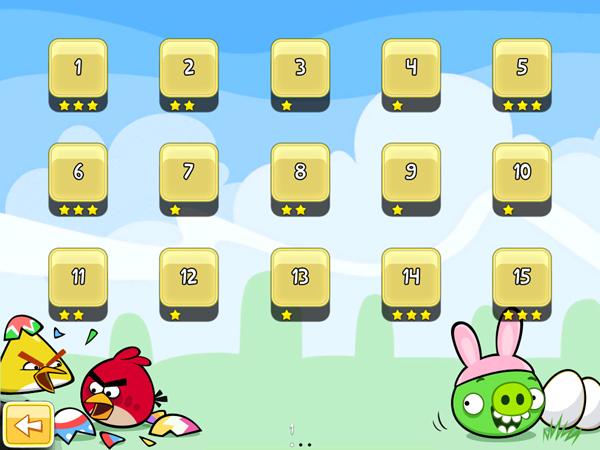 เรียกน้ำย่อยกันหน่อย !!! ก่อนมาจริงกับเกม Angry Birds Seasons Easter