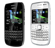Nokia E6 ขยายประสิทธิภาพธุรกิจ ด้วยหน้าจอ Gorilla Glass กล้อง 8 ล้าน เมมภายใน 8GB