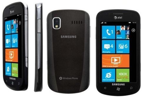 Samsung Focus จะได้รับการแก้ไขบั๊กเร็วๆนี้แน่นอน