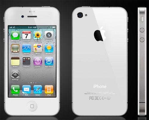 เซอร์ไพรส์!!! Apple iPhone 4 สีขาว พร้อมขายในไทยภายในสิ้นเดือนเมษายนนี้