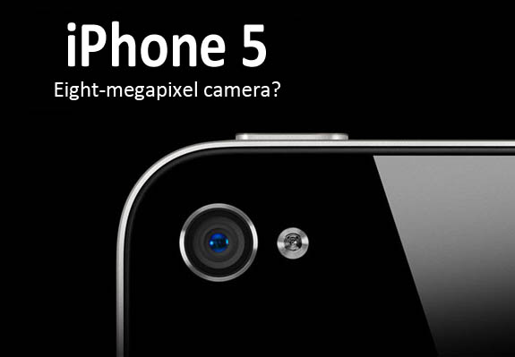 iphone 5 8MP Camera