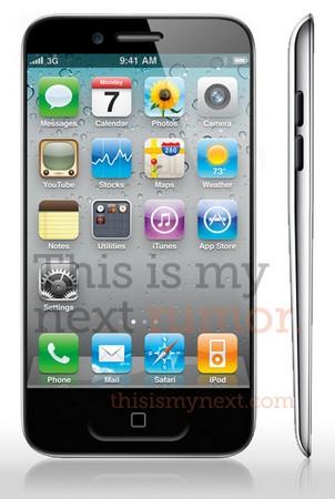 ดีไซน์ใหม่!!! กับข่าวลือ iPhone รุ่นต่อไป ที่อาจจะมีหน้าตาคล้าย iPod Touch