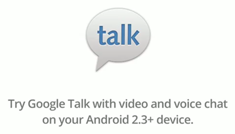 Google Talk บน Android รองรับ video และ voice chat แล้ว แต่…