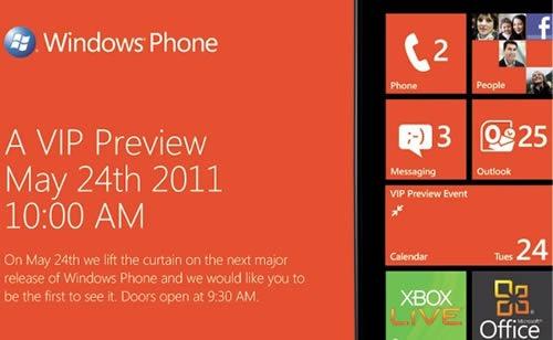 Microsoft เตรียมประกาศ Windows Phone 7 อีก 9 รุ่นวันพรุ่งนี้ ?