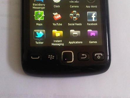 ภาพเพิ่มเติม : BlackBerry Touch 9860 โค้ดเนม Monza, Monaco