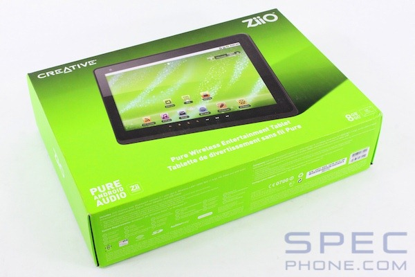 Creative Ziio - Android Tablet 47