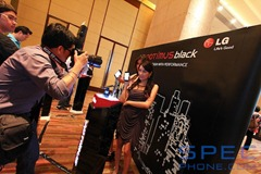 Hands-On LG Optimus Black 10