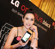 Hands On LG Optimus Black 13