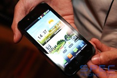 Hands-On LG Optimus Black 30