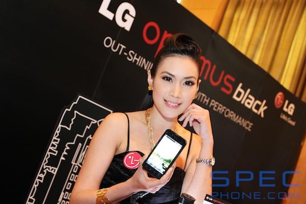 Hands On LG Optimus Black 50