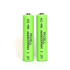 Rechargeable-Battery-Ni-MH-AAA-Size-600mAh-