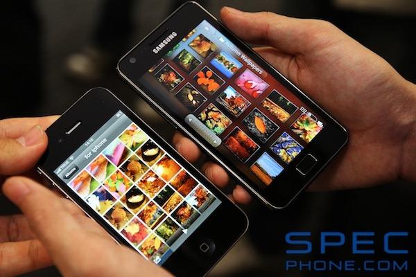 Samsung Galaxy S II - Tab 10.1 30
