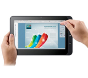 ViewSonic ViewPad อัพเกรด Android + เพิ่ม Windows7  ให้เป็นอีกทางเลือก