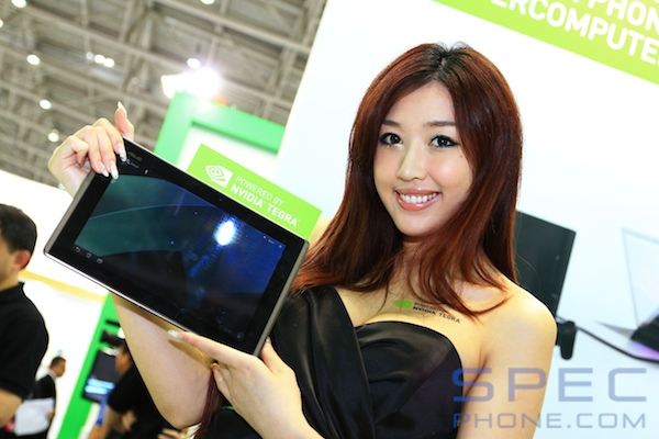 Pretty COMPUTEX TAIPEI 2011 10