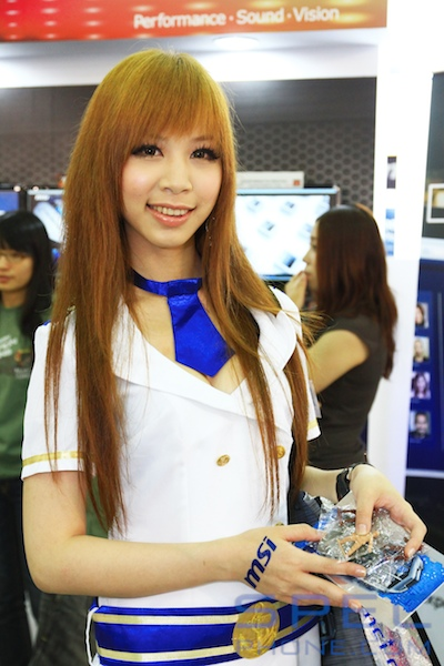 Pretty COMPUTEX TAIPEI 2011 17