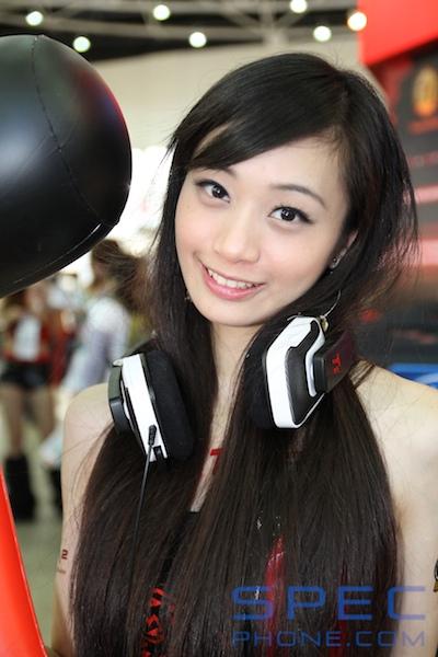 Pretty COMPUTEX TAIPEI 2011 2 22