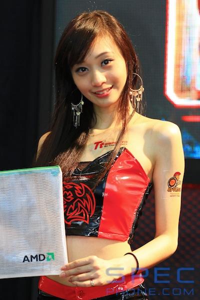 Pretty COMPUTEX TAIPEI 2011 2 4