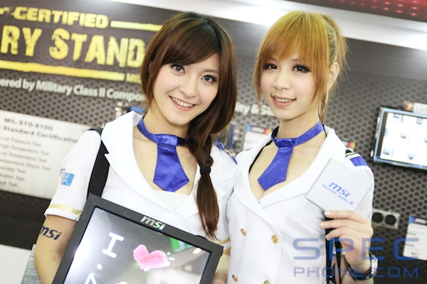 Pretty COMPUTEX TAIPEI 2011 2 56