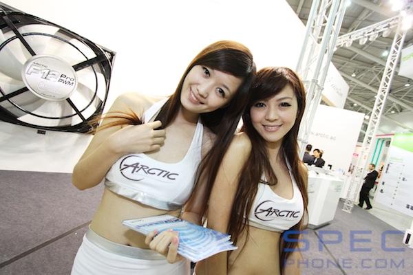 Pretty COMPUTEX TAIPEI 2011 2 59