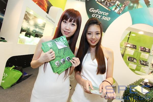 Pretty COMPUTEX TAIPEI 2011 2 81