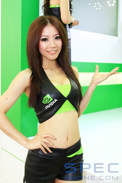 Pretty COMPUTEX TAIPEI 2011 2