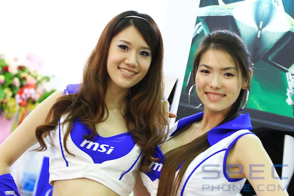 Pretty COMPUTEX TAIPEI 2011 20