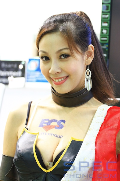 Pretty COMPUTEX TAIPEI 2011 29