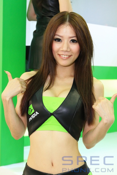 Pretty COMPUTEX TAIPEI 2011 3