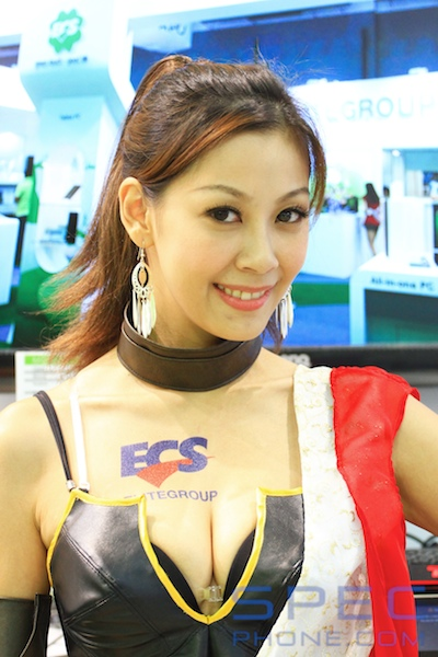 Pretty COMPUTEX TAIPEI 2011 31