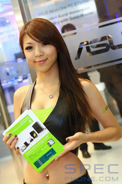 Pretty COMPUTEX TAIPEI 2011 7