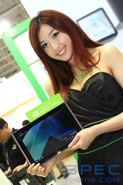 Pretty COMPUTEX TAIPEI 2011 9