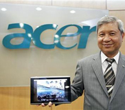 Acer จำใจ ลดเป้าของยอดขายแท็บเล็ต Android, Windows 7 ที่เคยตั้งเอาไว้ ลงถึง 60% !!!