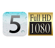iOS 5 อาจมาพร้อมฟังก์ชันเล่นหนัง Full HD และถ่ายภาพพาโนรามาในตัว o_O