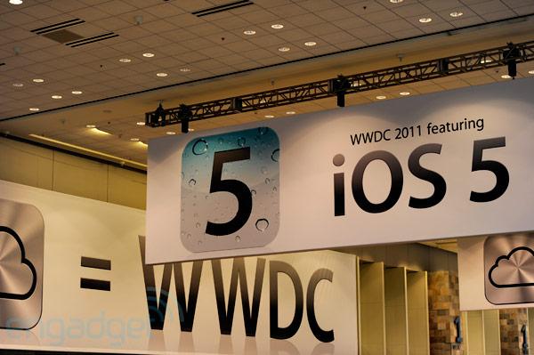 wwdc 2011 icloud banner