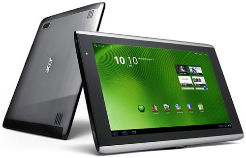 Acer Iconia A500 Tab android 3 0 honeycomb tablet 2