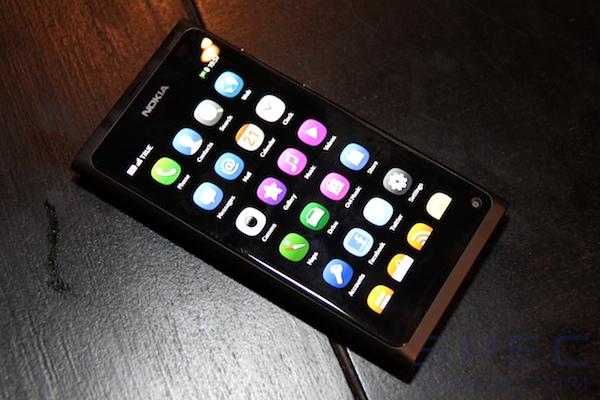 Nokia N9 NFC 22