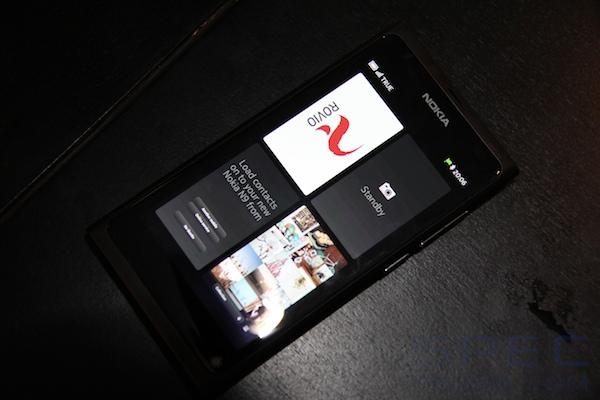 Nokia N9 NFC 35