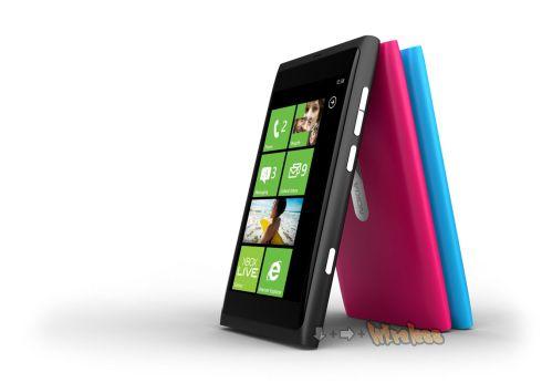 Nokia Sea Ray mockup 1
