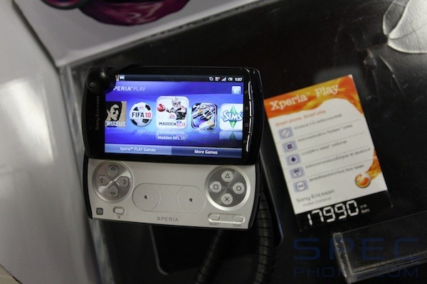 Specphone Commart X'Gen 2011 689