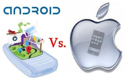 apple versus google