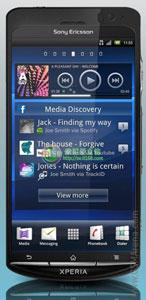หลุดมาอีกแล้วกับ Sony Ericsson Xperia Duo ที่ใช้ชิป Dual Core ความเร็ว 1.4 GHz