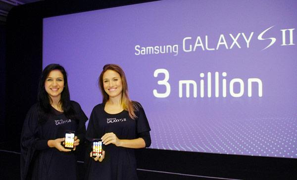 galaxy s ii sales