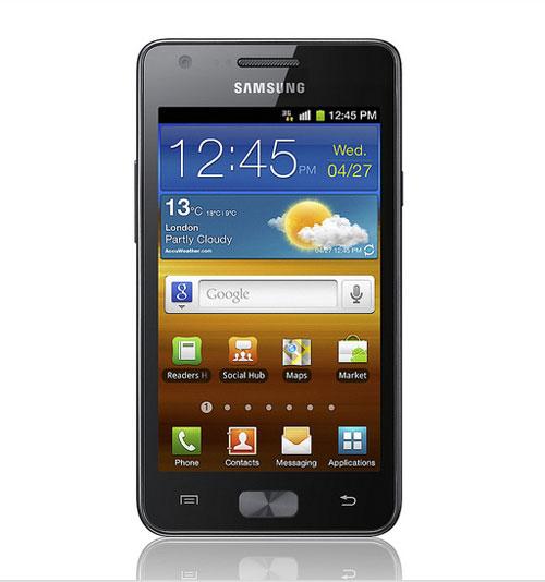 มาแล้ว!!! Samsung Galaxy Z ตัวรอง Galaxy S II ความแรงระดับ Tegra 2 Dual-Core 1GHz