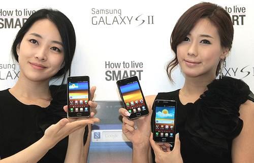 samsung galaxy s 2 3 million units sold 2