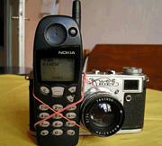 thumb camera phone