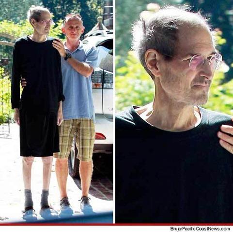 รูปถ่ายครั้งเเรกของ Steve Jobs หลังลาออก พบว่ามีปัญหาทางสุขภาพมากกว่าเดิม
