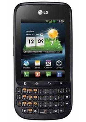 LG Optimus Pro ราคาเปิดมาที่ 6,290 บาท เป็นตัวที่ซีพียู 800 MHz ที่ราคาต่ำสุดตอนนี้