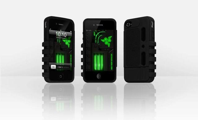 เคส iPhone 4 ของ Razer : ของฟรีไม่มีขาย